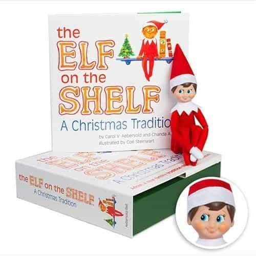 Elf on the shelf for christmas